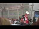 Huldiging Ajax op het ArenA park Kampioenen 3 mei 2012 spelers 1