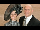 Zara Phillips' Royal Wedding Queen Elizabeth's Granddaughter To Marry English Rugby Star Mike Tinda httpwww.youtub