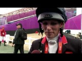 London 2012 - Zara Phillips &amp Mike Tindall, sporting royalty httpwww.youtube.comwatchv=TqjS5a-QPq8&ampfeature=relate