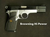 Browning Hi Power Pistol Disassembly
