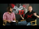WWE '13 Developer Q&A No. 2 - Cory Ledesma & Aubrey Sitterson