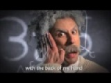 Epic Rap Battles of History - Albert Einstein vs Stephen Hawkin