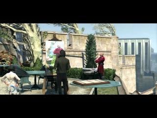 Знакомство с Dishonored - ассассиним по полной