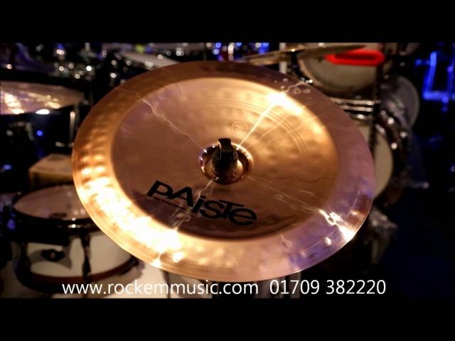 Paiste 16 PST8 China Cymbal