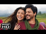 Making of the song - Jiya Re - Jab Tak Hai Jaan