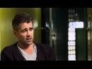 """Colin Farrell """"Seven Psychopaths"""" Interview! Part 2"""