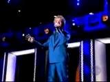 Billy Gilman singing to Michael Jackson