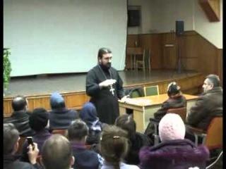 Видео лекция протоиерея Андрея Ткачёва 5