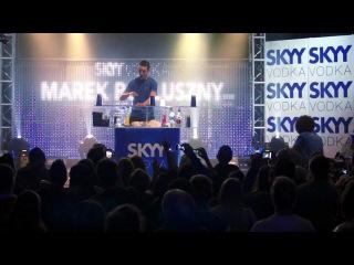 SKYY Vodka Global Flair Challenge - London 2012 - Marek Posluszny 1st Place