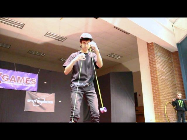 Alexis Jancorda Vadnais-3rd-X-Division- ZGames NER 2012