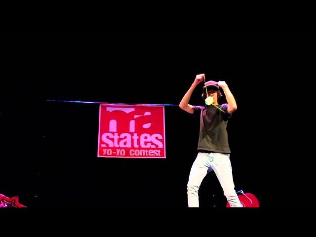 MA States YoYo Contest 2011 - 4A - Alexis Jancorda-Vadnais - 2nd