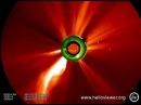 COR1-A , COR2-A , EUVI-A 304 (2012-07-04 08:05:00 - 2012-07-08 22:50:00 UTC)