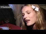 Edita Vilkeviciute Model Talk Spring Summer 2011   FashionTV - FTV.com