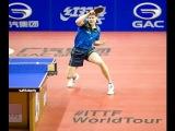 2014 German Open 1/2 OVTCHAROV vs APOLONIA