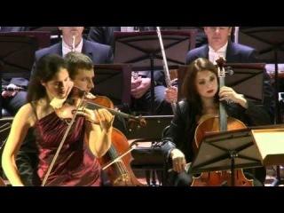 А. Дворжак Концерт для скрипки с оркестром, соч. 1880 г.  г.28.10.2011 БЗК.
