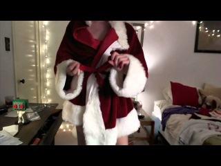Sexy Santa Striptease