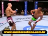 CAPOEIRA no UFC Edson Barboza x Terry Ebim