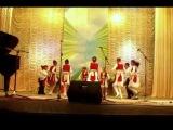 Армянская воскресная школа г. Минска танец лорке