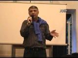 Адвокат Беляк. Выступление в центре Сахарова.