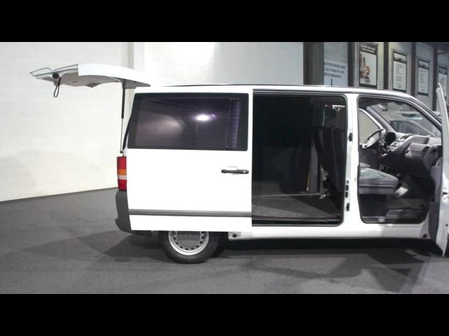 Mercedes-Benz Vito 108 CDI BPM VRIJ Derks Bedrijfswagens