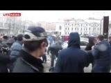 Пикет гей-активистов в Воронеже завершился дракой
