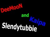 DeeMooN и Kaipa в --Аных Телепузиках