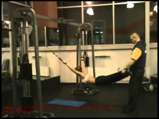 Бубновский упражнения для растяжения позвоночника