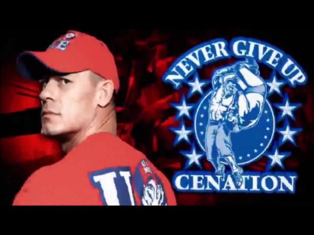 John Cena Titantron 2011 HD (Two Mintue Tron) (Red T-shirt) (Not Full)