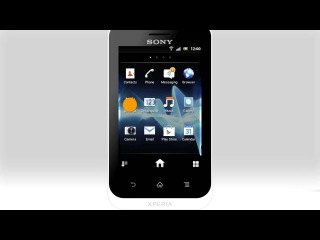 Xperia tipo web browsing and data usage