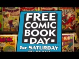 Free Comic Book Day: What is it?