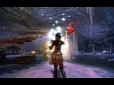Vindictus official Evie character intro