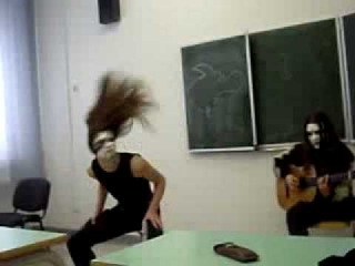 Блек-метал в школі)