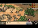First look at Age of Empires II: HD gameplay!