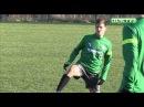 Celtic FC - Training at Lennoxtown