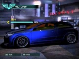 Need For Speed Carbon: Tuning Vauxhall Astra VXR