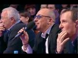 Дмитрий Нагиев зажигает на разминке (ржачный прикол из КВН 2012)