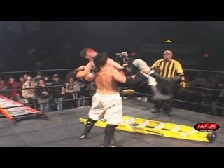 CZW Total Havoc 09 Danny Havoc vs. Thumbtack Jack (Panes OF Glass & Thumbtacks) highlights