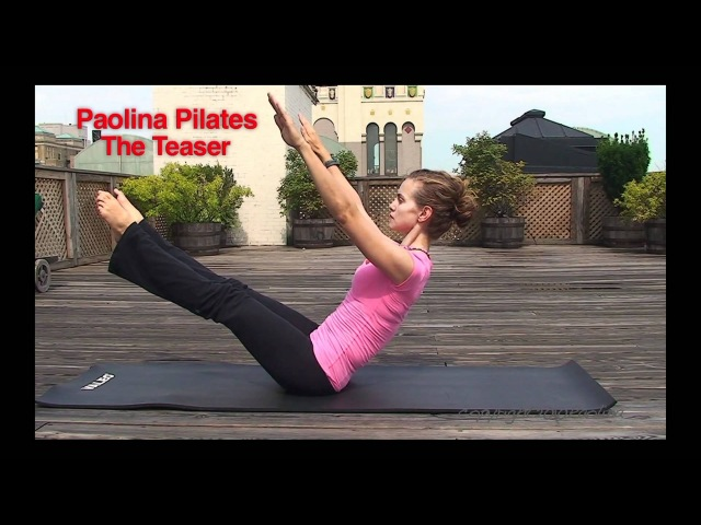 Paolina Pilates: Teaser Sequence