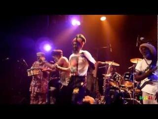 The Abyssinians - Satta Massagana + Version (Live)
