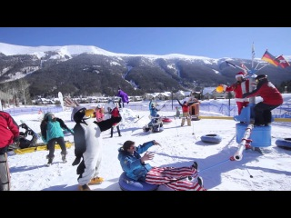 Harlem Shake Copper Mountain Style