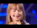 6 ти летняя девочка Конни на конкурсе в Великобритании