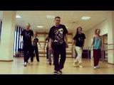 Far East Movement Feat Tyga - Dirty Bass choreo by Alexander Tsarev