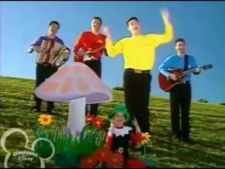 The Wiggles, Head Shoulder Knees and Toes (vk.com/pravmame)