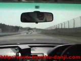 acura nsx ITB ( in car ) vs nissan skyline gt-r R34 R33 turbo