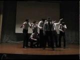 10 B KosKTL - Moral Gece - Dance (Bad romance/Party rock anthem) part 1