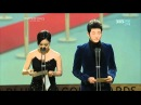 [121130] 33rd Blue Dragon Awards 2012 - MCW and PSH as the presenter for Best Actor Award