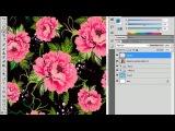 Видео урок №15 Photoshop. Рисуем открытку на 8 марта