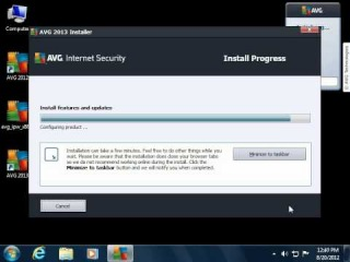 How to upgrade to AVG 2013 | Free Antivirus & Internet Security | AVG Tutorial