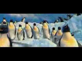 Танцующие пингвины. Командное Взаимодействие.