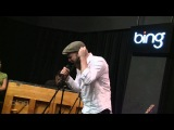 Alex Clare - Damn Your Eyes (Live 95.5 in The Bing Lounge)
